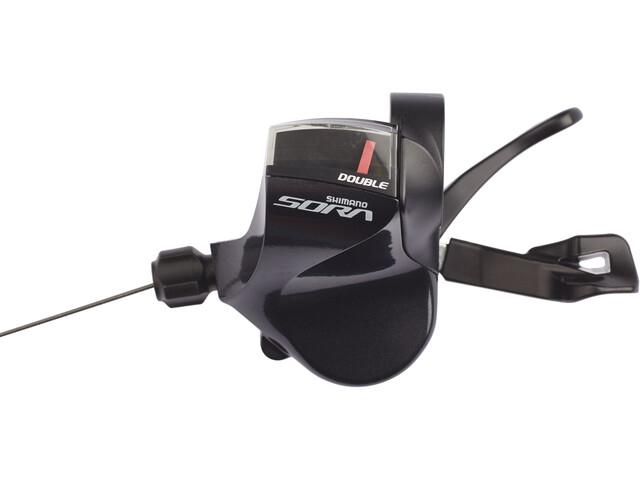 Shimano Sora SL-R3000 Schalthebel Schelle 2-fach schwarz